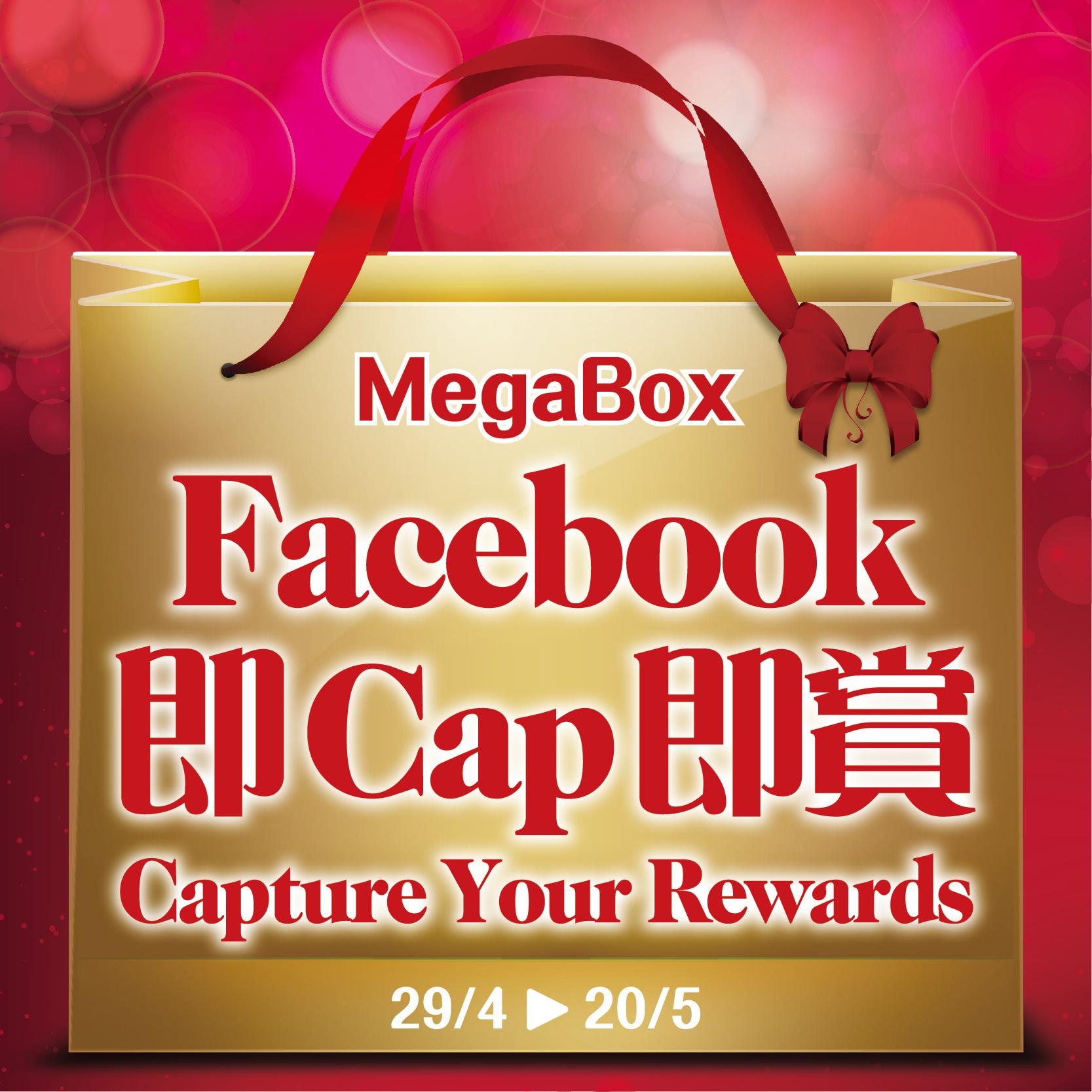 """CAPTURE YOUR REWARDS"" FACEBOOK GAME"