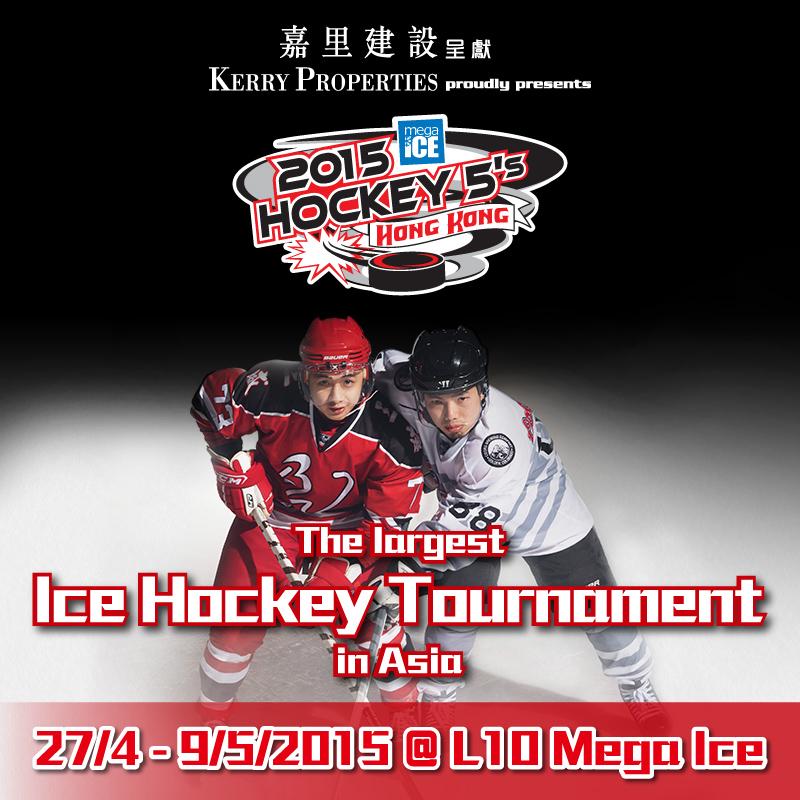 2015 MEGA ICE HOCKEY 5'S