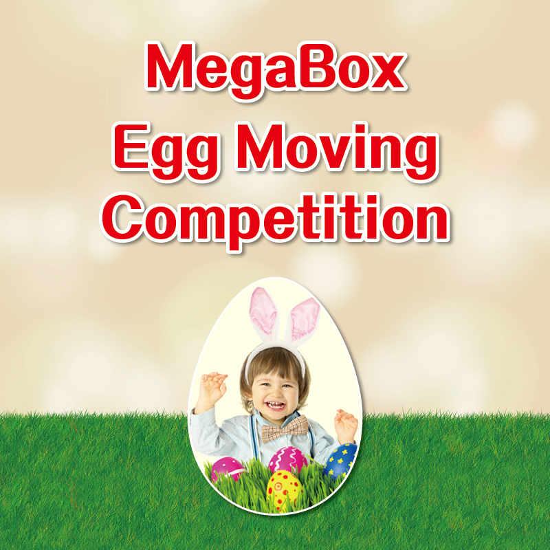 MegaBox Egg Moving Competition