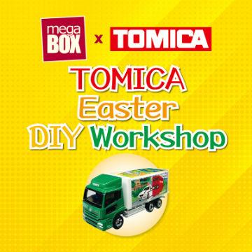 TOMICA Easter DIY Workshop