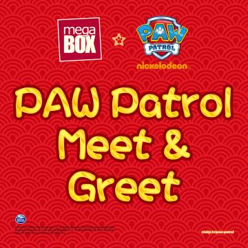 PAW Patrol Meet And Greet