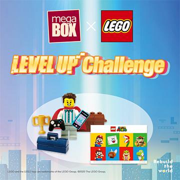 MegaBox x LEGO® LEVEL UP Challenge