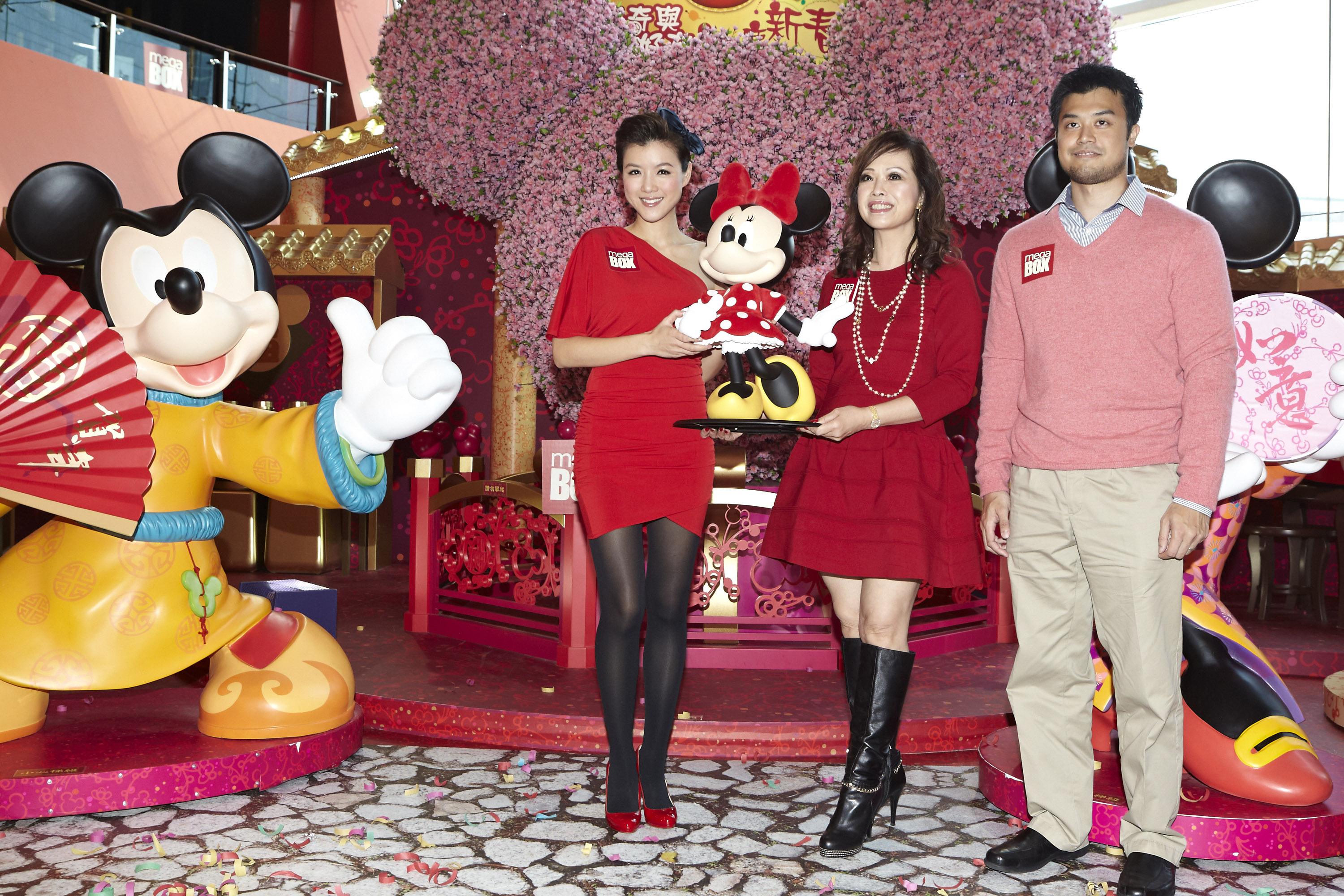 """Mickey and Friends Chinese New Year Campaign"" Kick-off Ceremony"