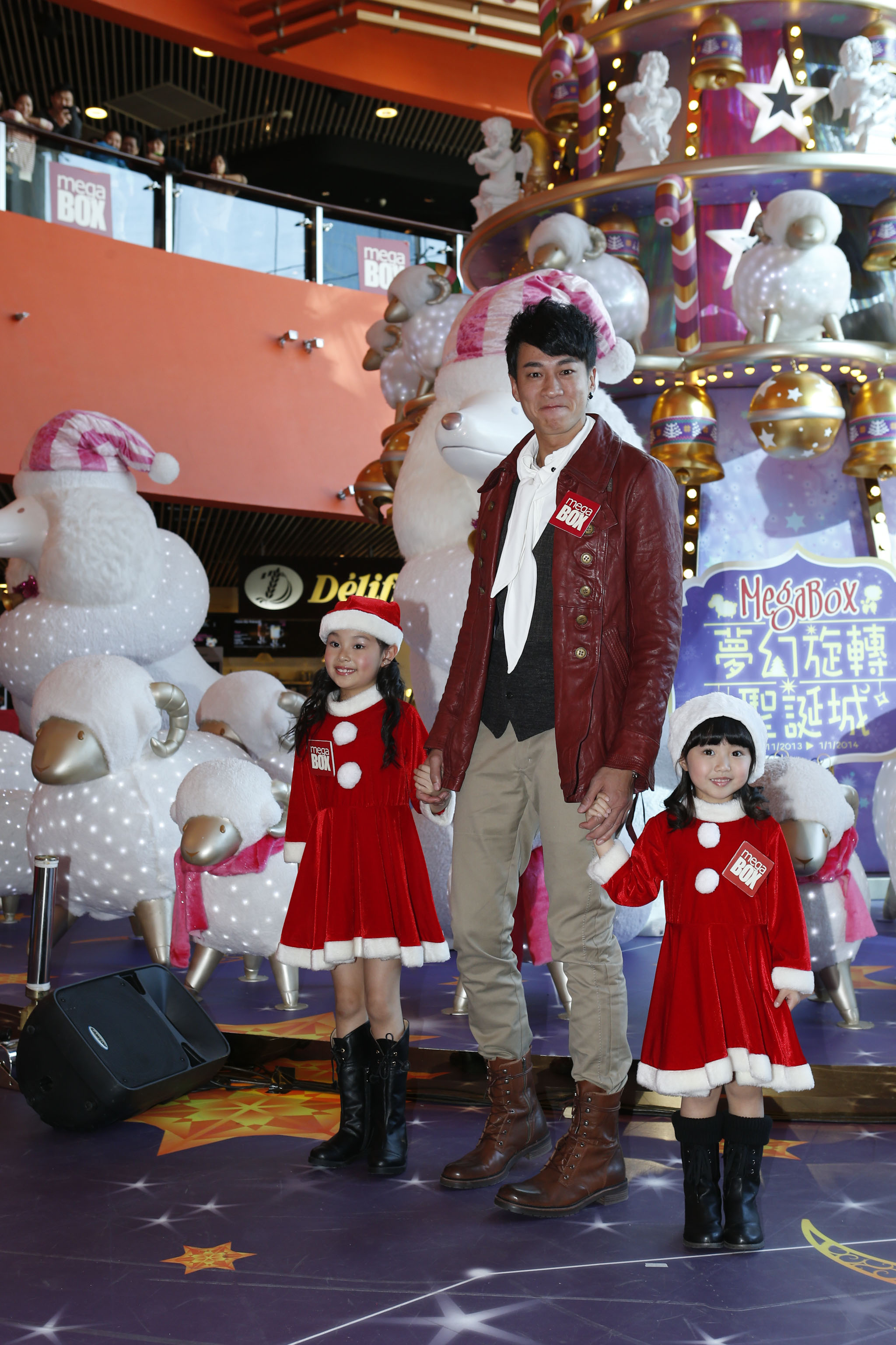 X'mas Fantasy X Peter Ho Christmas Card Autograph Signing Session