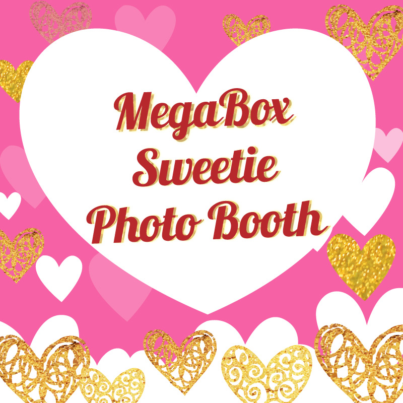 MegaBox Sweetie Photo Booth
