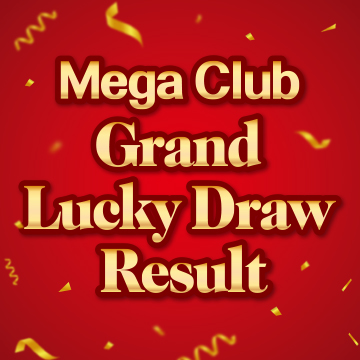 Mega Club Grand Lucky Draw